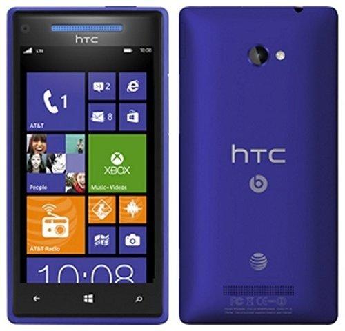 HTC 8X 8GB Unlocked GSM Windows 8 Smartphone - ()