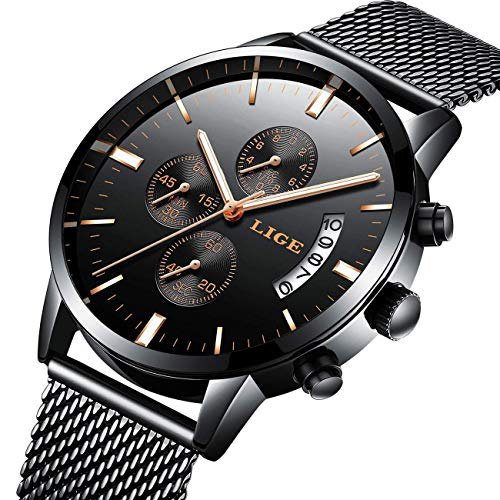 Watch Men Casual Stylish...