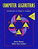 Computer Algorithms: Introduction to Design and