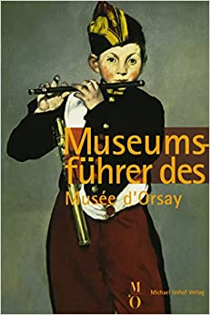 Book Museumsfuhrer Musee d´Orsay