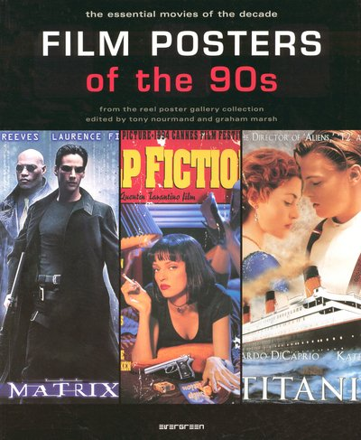 Film Posters of the 90s: The Essential Movies of the Decade (Of Movies The 90s)