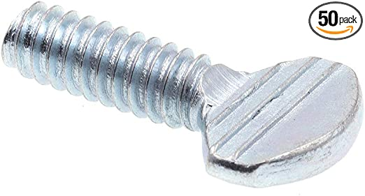 The Hillman Group 582 Thumb Screw 10-24 x 3//4-Inch 12-Pack