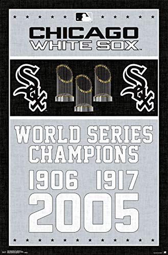 (Trends International Chicago White Sox - Champions Wall Poster, 22.375