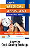 Kinn's The Medical Assistant - Book, Study Guide, Checklist, and SimChart for the Medical Office Package with ICD-10 Supplement 12th Edition