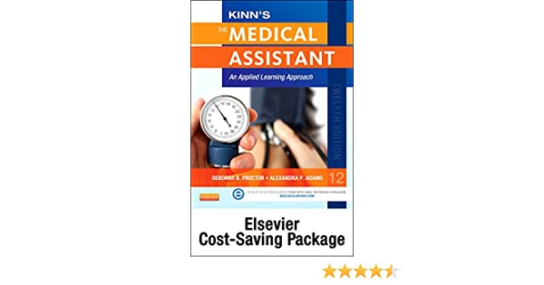 Kinns the medical assistant book study guide checklist and kinns the medical assistant book study guide checklist and simchart for the medical office package with icd 10 supplement an applied learning fandeluxe Gallery