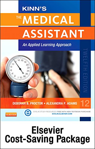 Medical Assisting Online for Kinn's The Medical Assistant (Access Code, Textbook, and Study Guide & Checklist Package) with ICD-10 Supplement: An Applied Learning Approach, 12e
