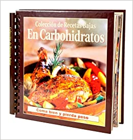Coleccion de Recetas Bajas en Carbohidratros: Editors of Favorite Brand Name Recipes: 9781412722445: Amazon.com: Books