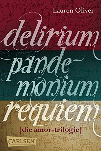 German Delirium and Pandemonium on Amazon.de