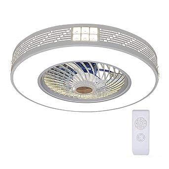 Henley - Lámpara LED de techo, 36 W, ventilador de techo ...