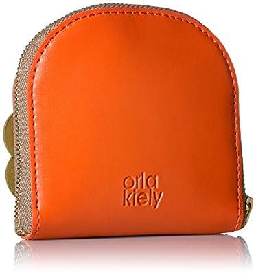 Orla Kiely Applique Face Purse