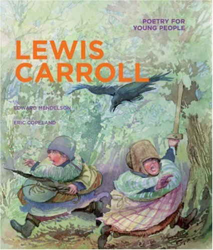 Poetry for Young People: Lewis Carroll - Book  of the Poetry for Young People