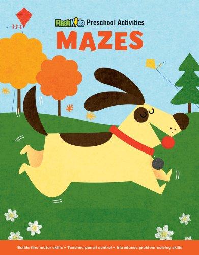 Mazes (Flash Kids Preschool Activity Books)