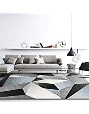Carpet, Washable, Fashionable And Modern Household Soft Non-Slip Carpet, Used in Bedroom And Living Room