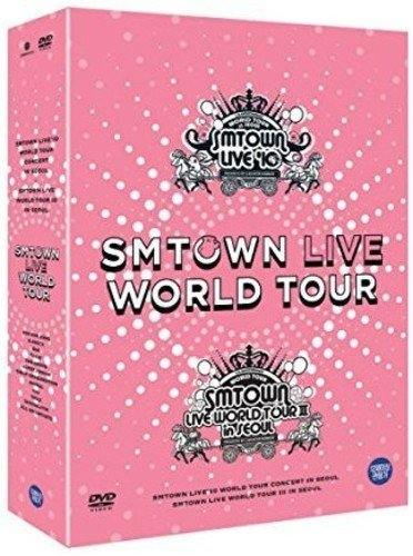 Live World Tour in Seoul by Sm Entertainment