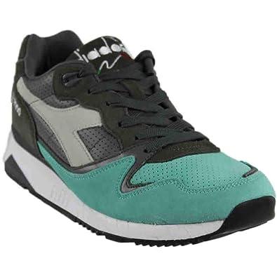 7f12c4c981 Diadora Mens V7000 Premium Running Athletic Sneakers Shoes,