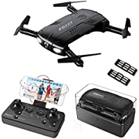 Littleice FQ777 FQ05 Mini Drone 4CH 6-Axis 2.0MP Wifi Fpv Camera Selfie Foldable Remote Control Quadcopter With Two Battery