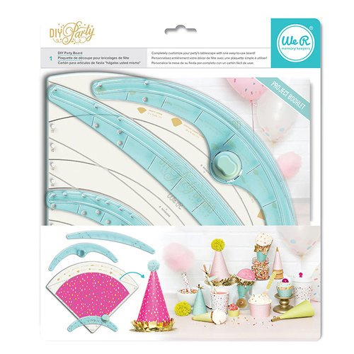 American Crafts 660555 We R Memory Keepers Tools DIY Party Board