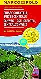 MARCO POLO Regionalkarte Schweiz Blatt 2 Schweiz - östlicher Teil 1:200 000: Zentralschweiz (MARCO POLO Karten 1:200.000)