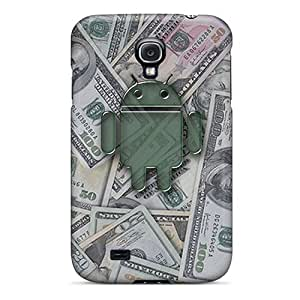 Awesome Money Android Flip Case With Fashion Design For Galaxy S4