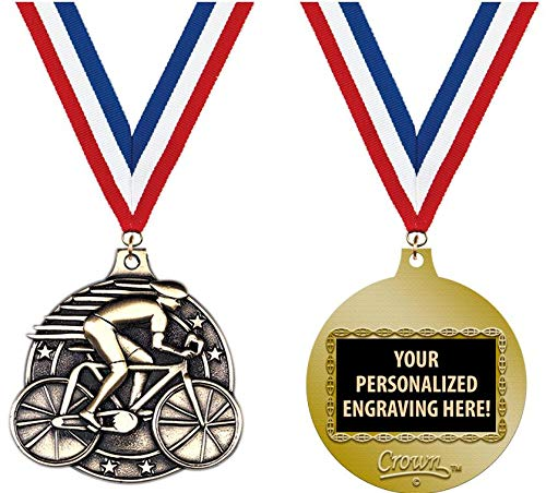 Cycling Medals, 2