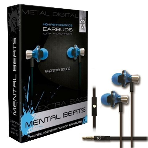 Mental Beats 15687 Performance Earbuds product image