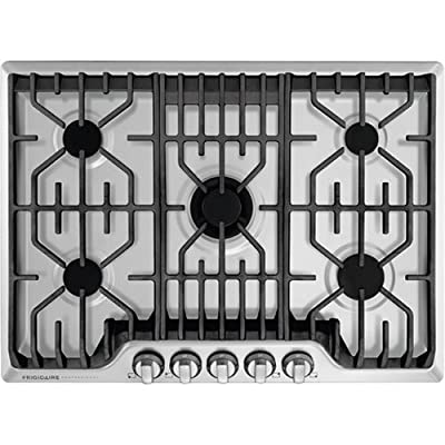 "Frigidaire Professional 30"" Stainless Steel Gas Cooktop"