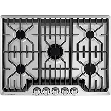 Frigidaire Professional 30' Stainless Steel Gas Cooktop (FPGC3077RS)