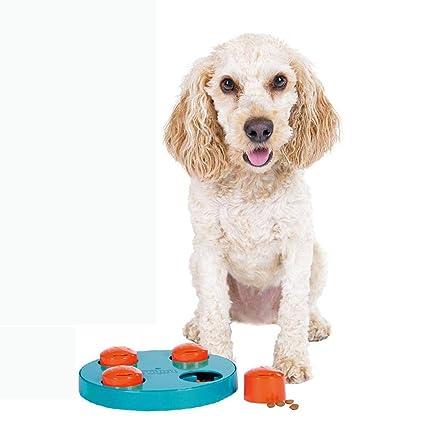 Womdee Pañuelo Interactivo para Mascotas o Gatos con diseño de Cachorro de Mujer