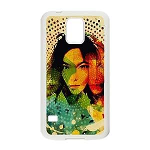 Samsung Galaxy S5 Cell Phone Case White Bjork SUX_877356