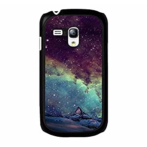 Samsung Galaxy S3 Mini Case Cover,Art Trippy Dream Star Printed Pattern Hard Delicate Snap on Phone Cover Case for Samsung Galaxy S3 Mini