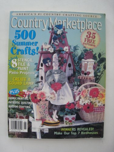 (Country Marketplace May June 2002)