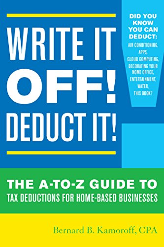 Taylor trade publishing the best amazon price in savemoney write it off deduct it the a to z guide to fandeluxe Choice Image