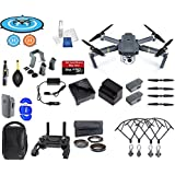 DJI Mavic Pro Fly More Combo Blast Off Starter Bundle