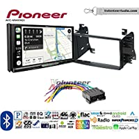 Volunteer Audio Pioneer AVIC-W8400NEX Double Din Radio Install Kit with Navigation, Apple CarPlay and Android Auto Fits 2004-2006 Kia Spectra. 2005-2008 Kia Spectra5