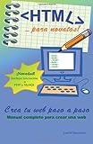 HTML para Novatos, Jose Sepulveda Perez, 1493714147