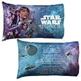Jay Franco Star Wars Celebration Limited Edition - Funda de Almohada, Episode 4, 1