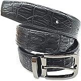 Hoanan Mens Genuine Leather Dress Belt, Heavy...