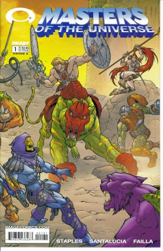 Download Masters of the Universe, No. 1 PDF