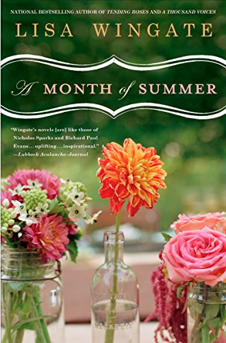 Book cover from A Month of Summer (Blue Sky Hill) by Lisa Wingate