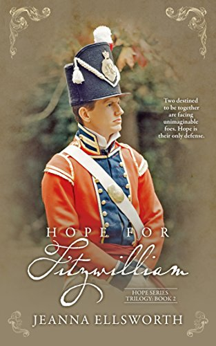 Hope For Fitzwilliam (Hope Series Trilogy Book 2) by [Ellsworth, Jeanna]