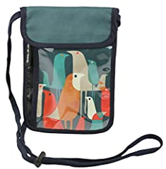 Travel is one of the most enriching experiences you can enjoy, and our travel wallet makes it even more fun and safe. In addition to the RFID safety pocket that keeps your important items secure, our travel wallets feature incredible versatil...