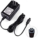 electric 2 wheel scooter - LotFancy 36V 42V 1A Lithium Battery Charger, Compatible with Razor Two Wheels Electric Scooters, Swagtron T1, T3, T6, Swagway X1, IO Hawk, Power Supply Adapter, UL Listed, Mini 3-Prong Connecter
