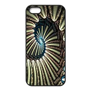 For HTC One M8 Phone Case Cover Endless Spiral Hard Shell Back Black For HTC One M8 Phone Case Cover 325174