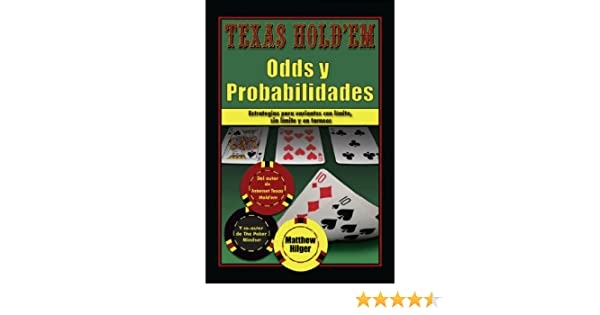Tablas de probabilidades en el poker y tablas con rangos de manos iniciales