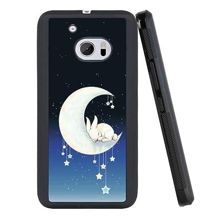 Amazon.com: Docmo - Carcasa para HTC 10 (poliuretano ...