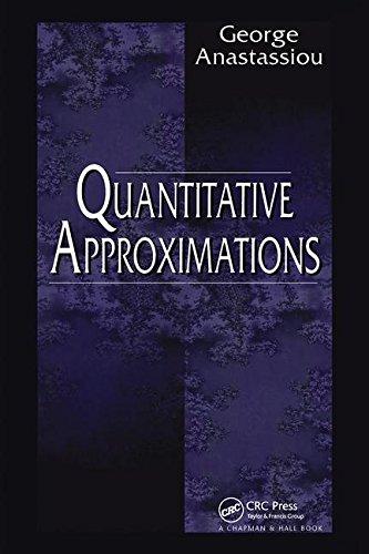 Download Quantitative Approximations pdf