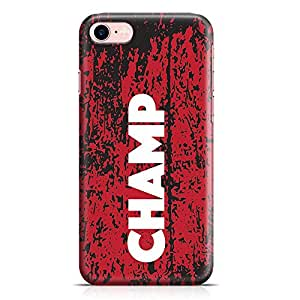 Loud Universe iPhone 8 Case Champ Low Profile Light Weight Wrap Around iPhone 8 Cover