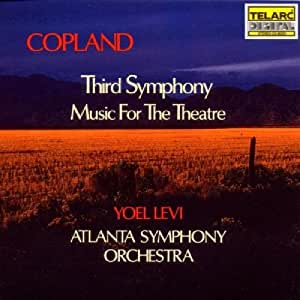 Third Symphony / Music For The Theatre