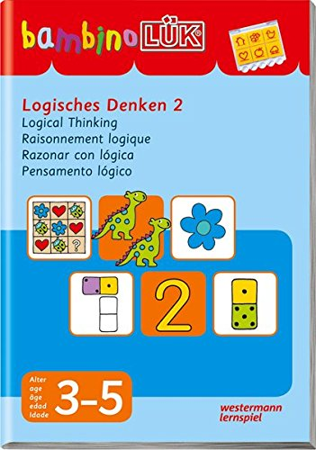 bambinoLÜK-System: bambinoLÜK: Logisches Denken 2