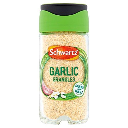 Schwartz Garlic Granules, 47g